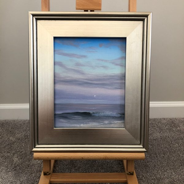 Original plein air seascape painting