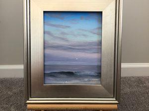 Original plein air seascape painting