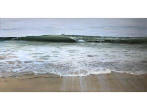 Original Ocean wave painting