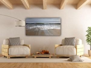 Rolling In - original ocean waves painting