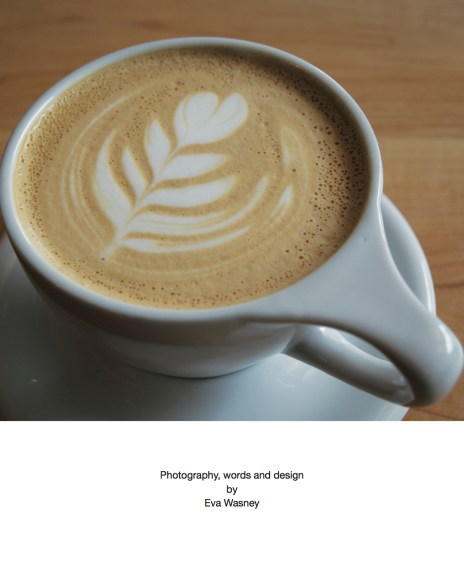 I drank many a Latte creating this booklet, but it still remains my favourite way to consume espresso!