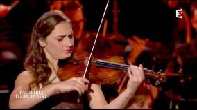 Pendant l'émission Fauteuils d'Orchestre