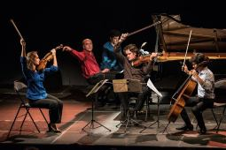 """Festival """"Les vacances de Monsieur Haydn"""" avec Mathieu Herzog, Mon-Puo Lee et Jérôme Ducros"""