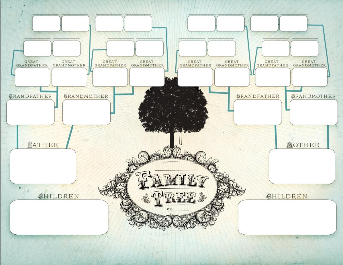 6 Family Tree