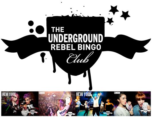 The Underground Rebel Bingo Club