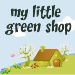 Vancouver Mom Blogger Sponsor My Little Green Shop