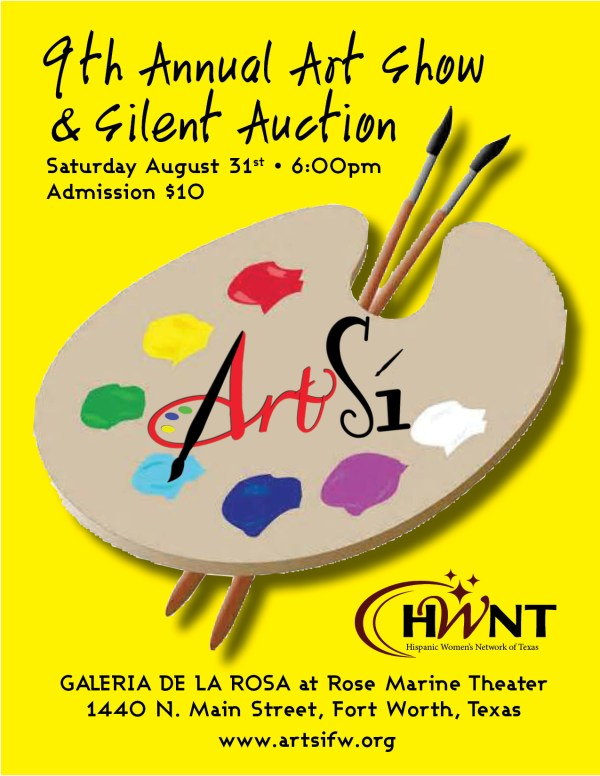 Arts - 9th Annual Art Show And Silent Auction Tickets Sat Aug 31 2013 6 00 Pm Eventbrite