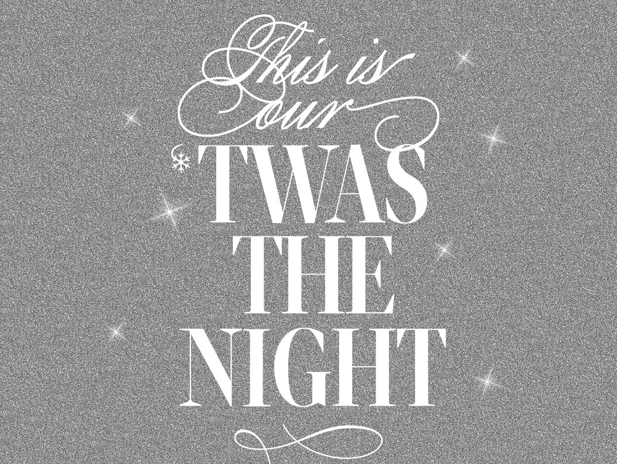 'Twas the Night 2013 Tickets, Wed, 27 Nov 2013 at 6:30 PM