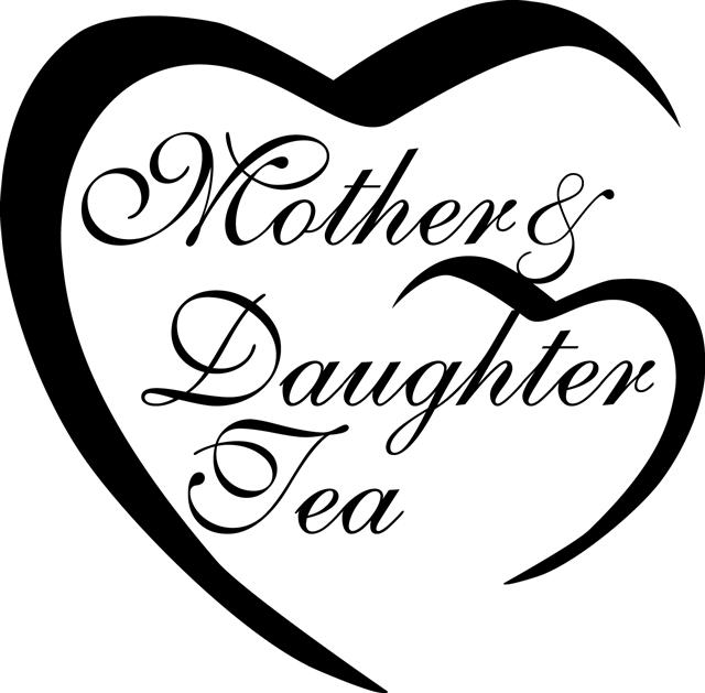 Mother Daughter Tea for Two Fundraiser Tickets, Sat, May