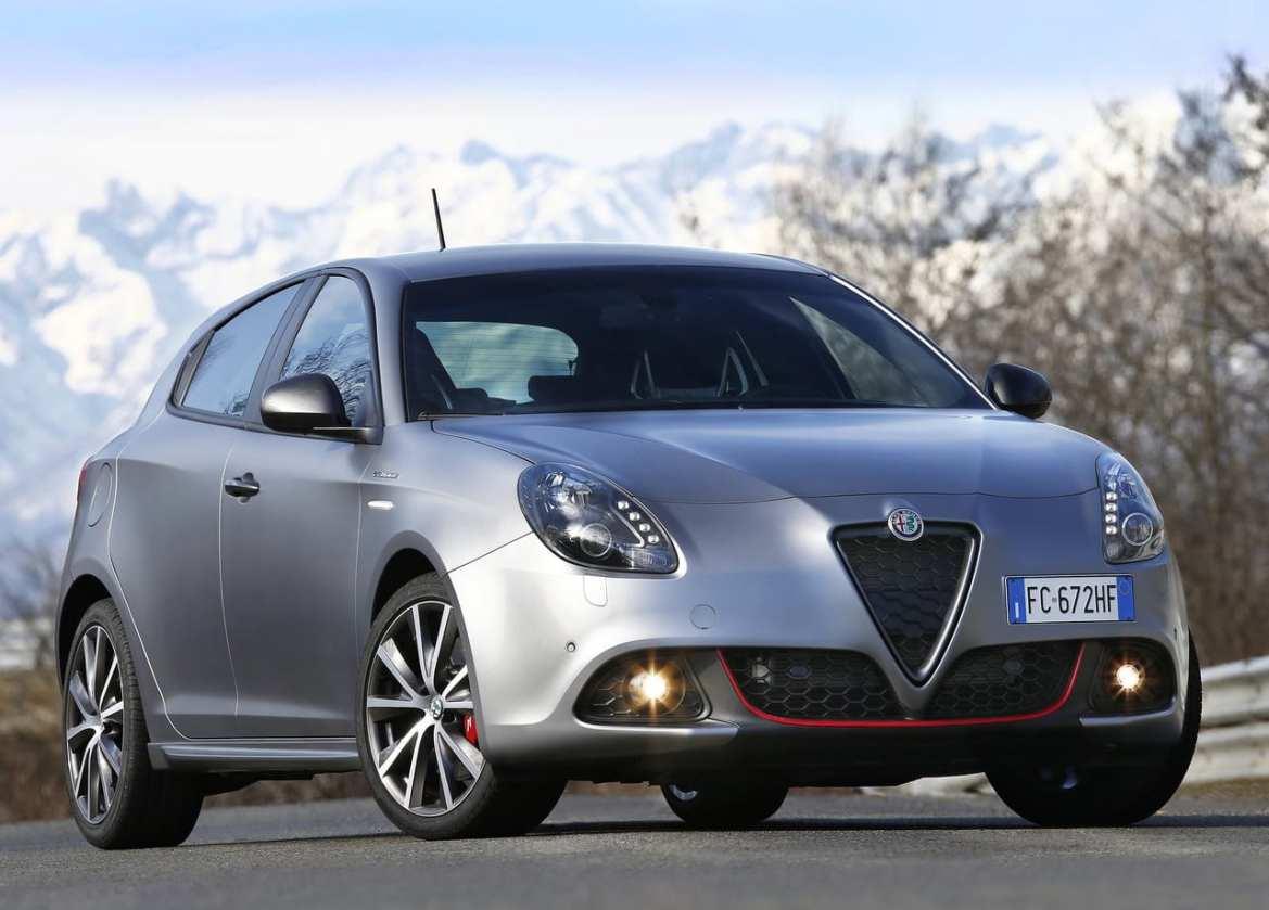 Alfa Romeo Giulietta Exterior