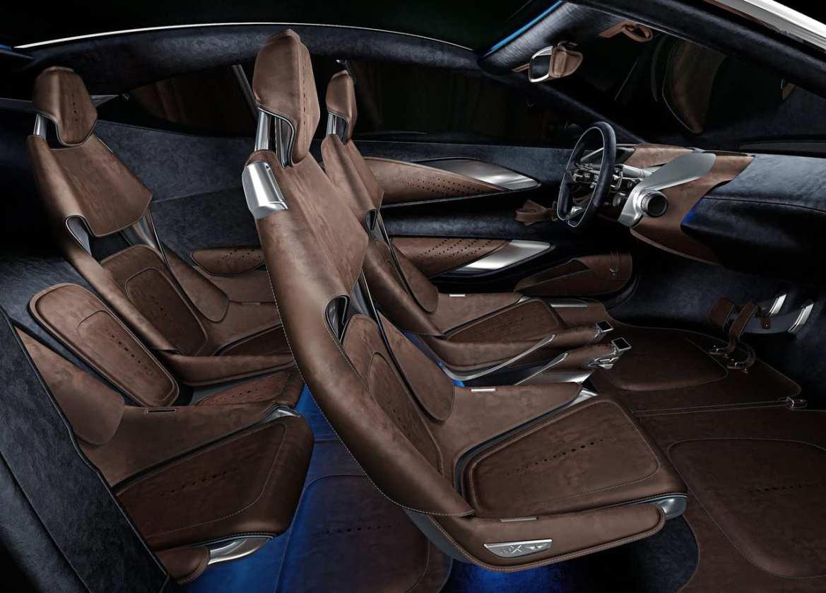 Aston Martin DBX Interior