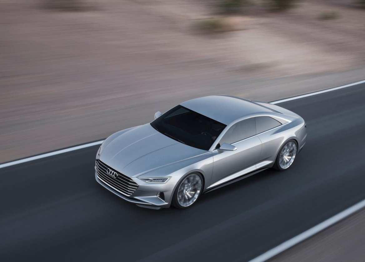 Audi Prologue Concept Exterior