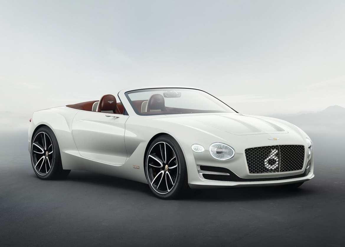 Bentley EXP 12 Speed 6e Exterior
