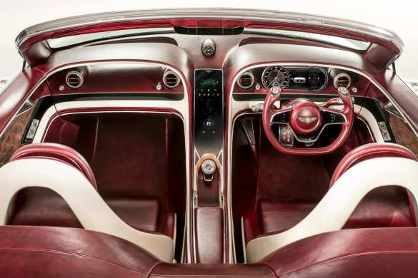 First Bentley Electric Car Expected to Launch by 2025