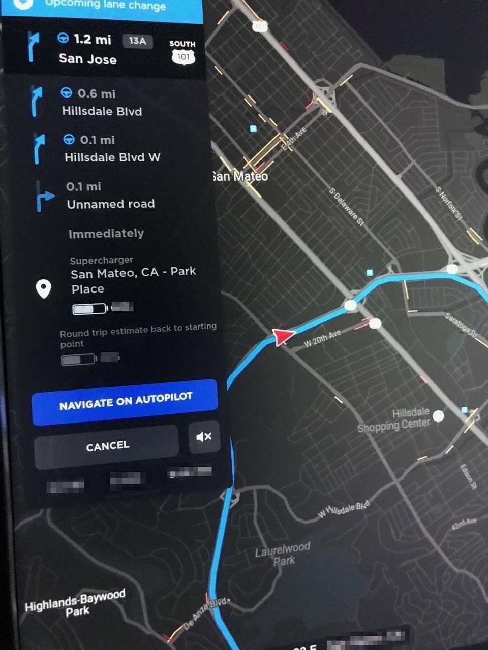 tesla software update 9
