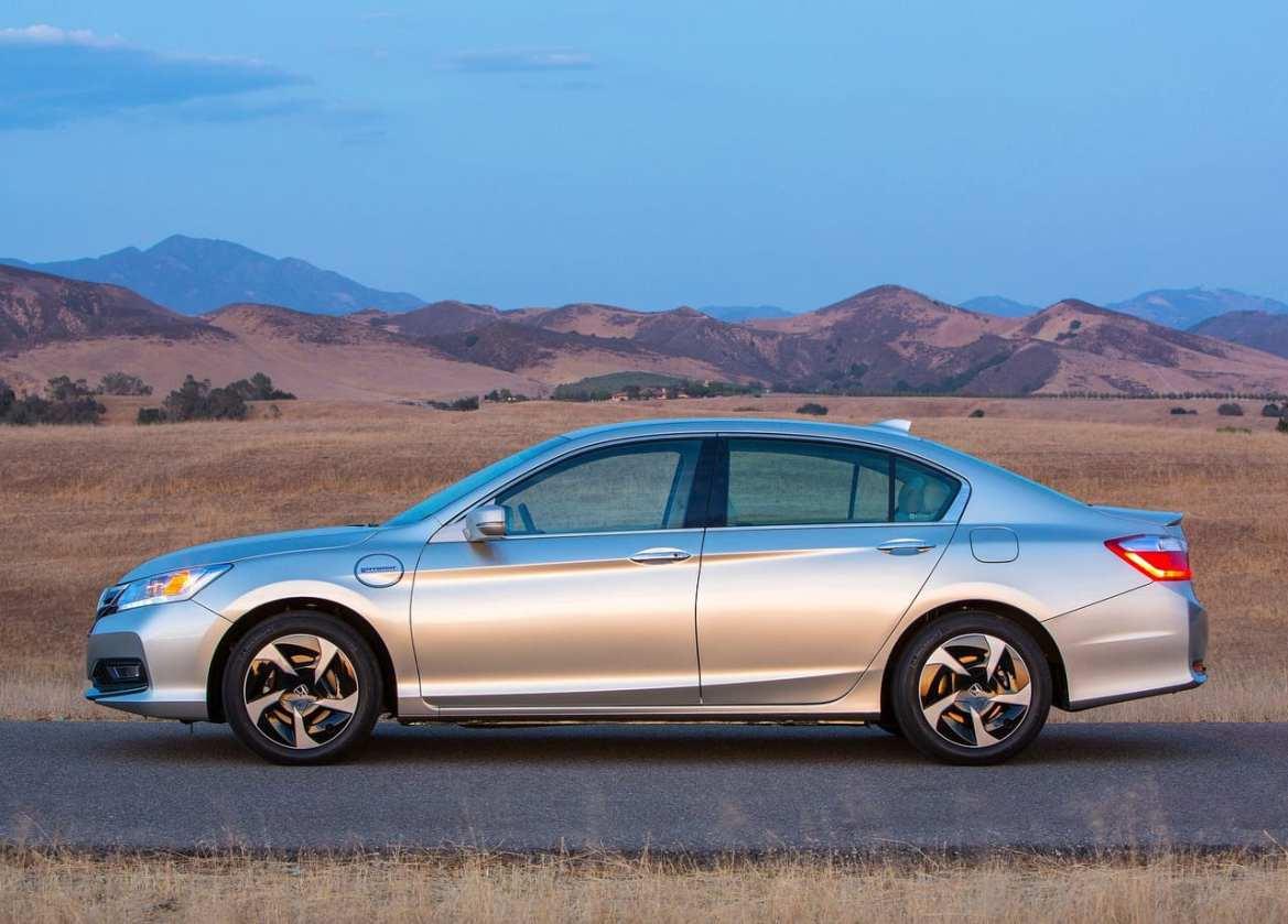 Honda Accord PHEV02