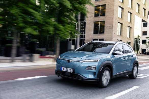 Hyundai Kona Electric SUV to Launch in India in 2019
