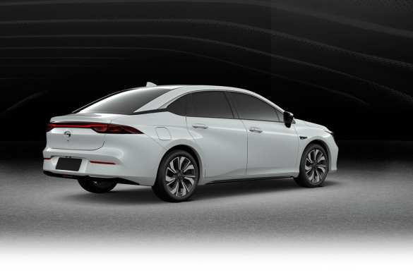 GAC Challenges Tesla with Launch of New Electric Sedan