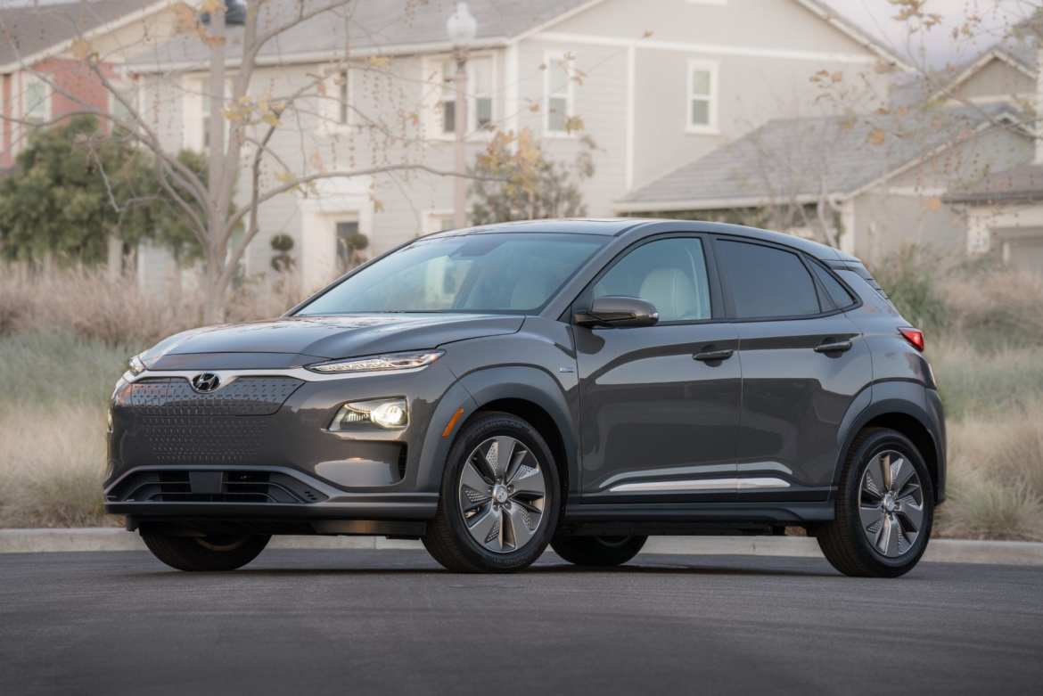 Hyundai Kona Electric Crossover