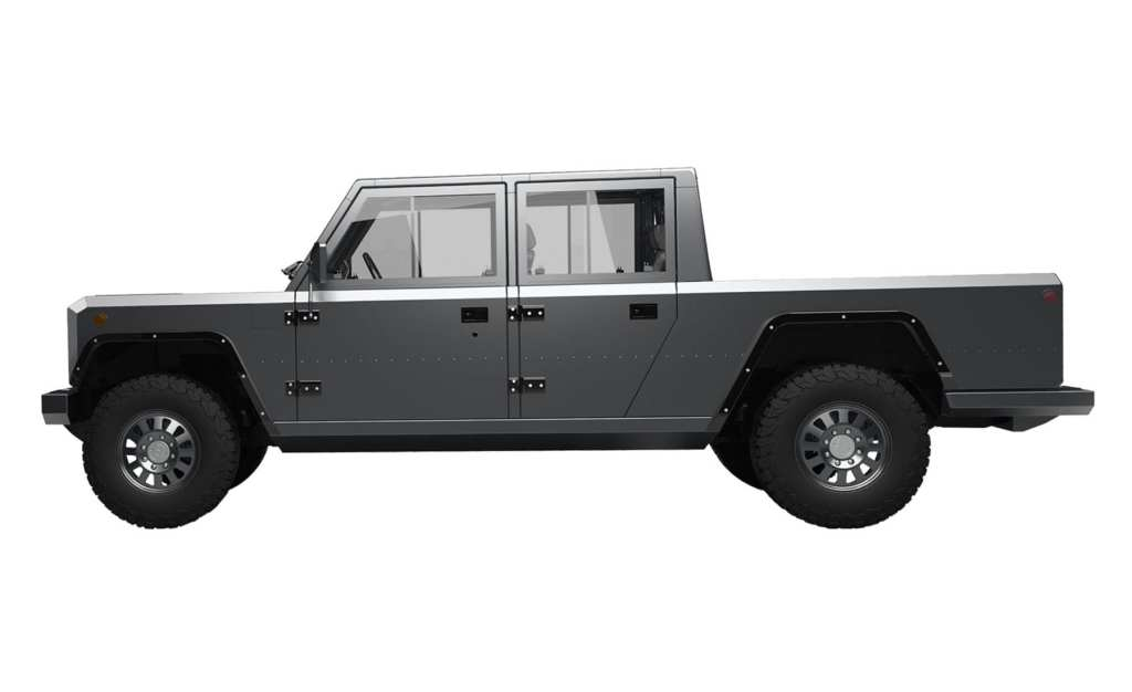 Bollinger B2 Electric Truck