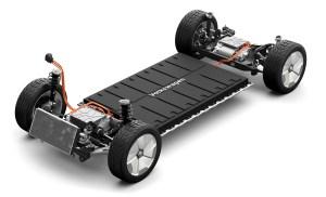 VW ID Buzz Cargo Battery