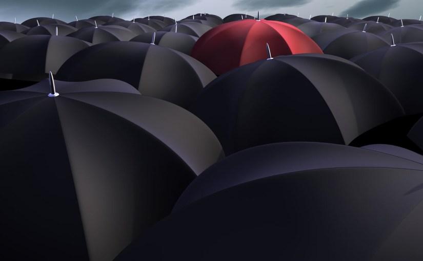 A Big Enough Umbrella