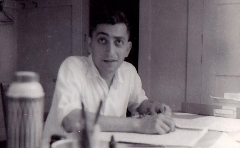 remembering Grant Beglarian | 1 Dec 1927 – 5 Jul 2002
