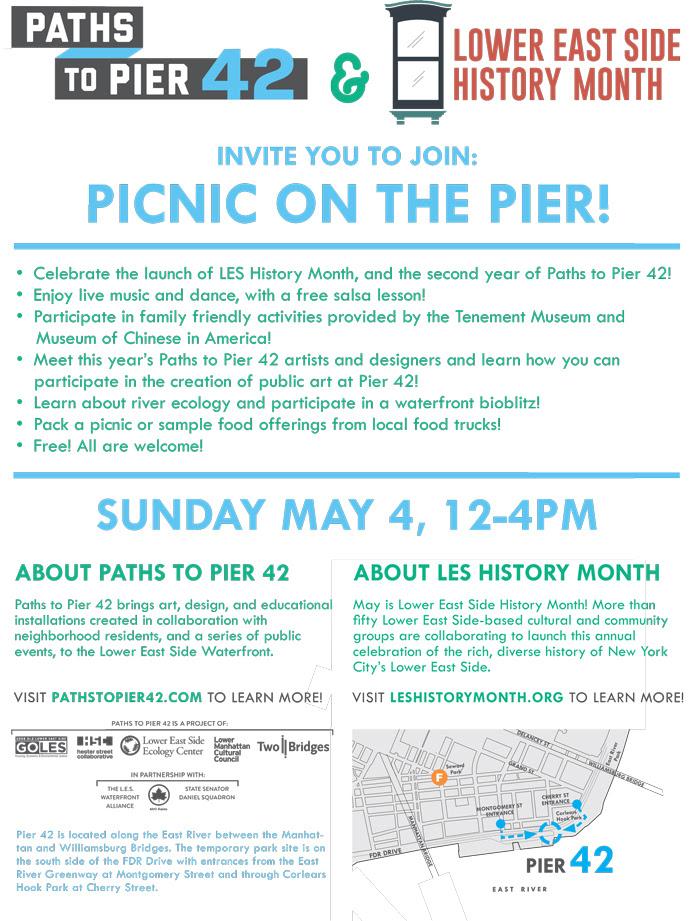 les history month picnic