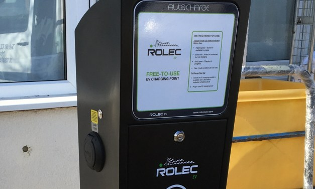 Warner Leisure Hotels provide Rolec EV charge point network