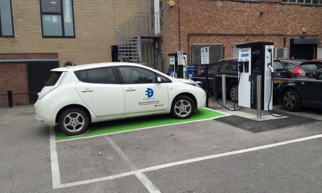 eVolt wins contract to provide EV charging units for Cambridge City Council