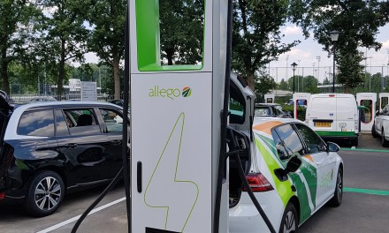 First MEGA-E high power charging network site opened in Europe