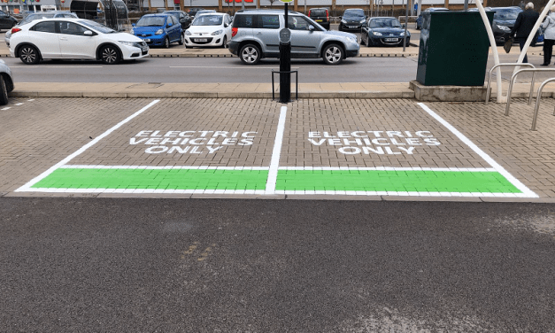 North Lincolnshire shopping park gets electrified with new Pod Point chargers
