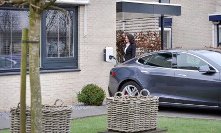 Alfen's new affordable smart home EV charge point set to accelerate energy transition
