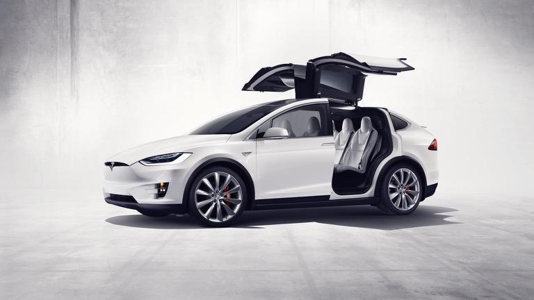Tesla Model X P100d Specifications Ev Charge Ev