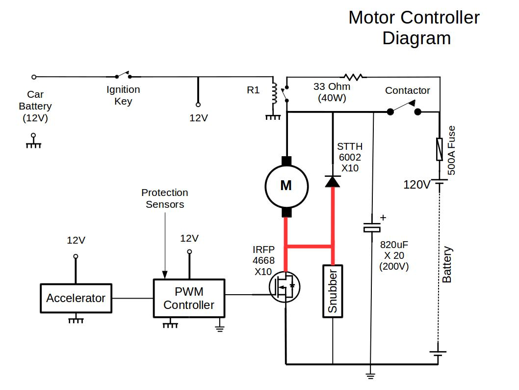 Block Diagram Battery Charger
