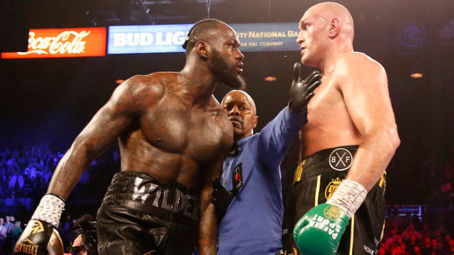 Deontay Wilder & Tyson Fury (Showtime Boxing)