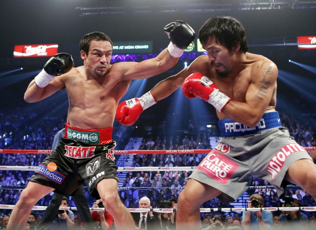 Pacquiao admite haber rogado por 5ta pelea con Márquez