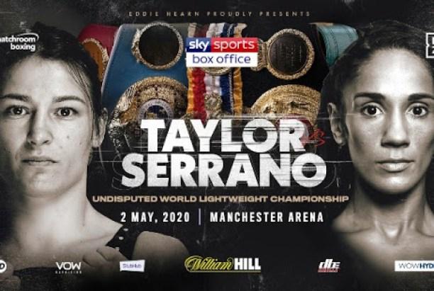 Katie Taylor & Amanda Serrano (Matchroom Boxing)