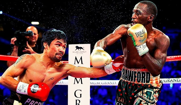 MANNY PACQUIAO VS TERENCE CRAWFORD PARA 20201
