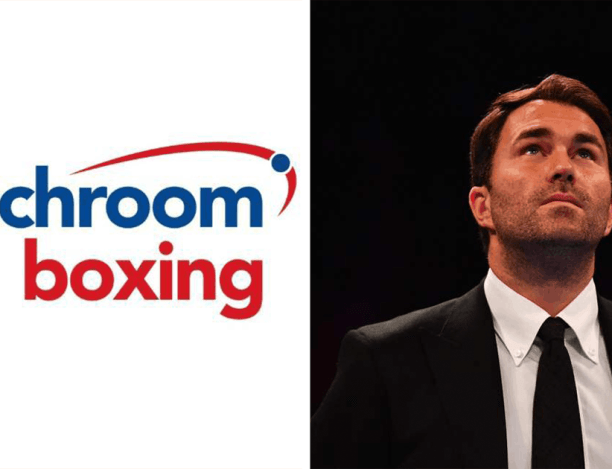 Eddie Hearn (Matchroom Boxing)