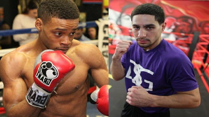 Errol Spence Jr & Danny García (Foto Cortesía)