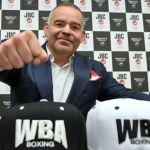 Gilberto Mendoza (WBA)