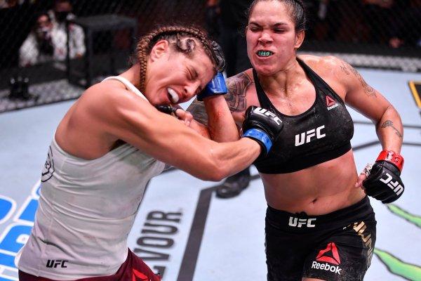 Amanda Nunes & Felicia Spencer (UFC)