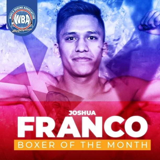 Joshua Franco (WBA)