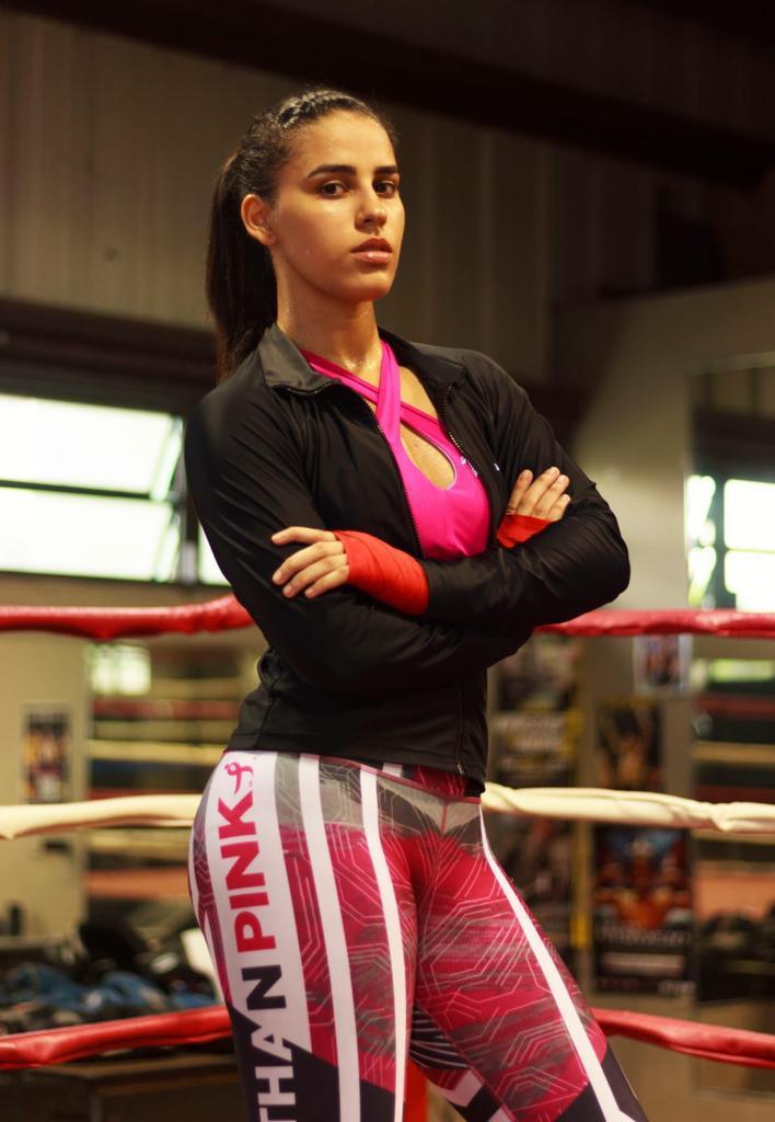 Tatiana Ortíz (Photo by Tatiana Ortíz)