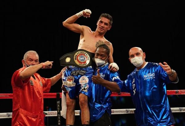 Antonio Morán (All Star Boxing)