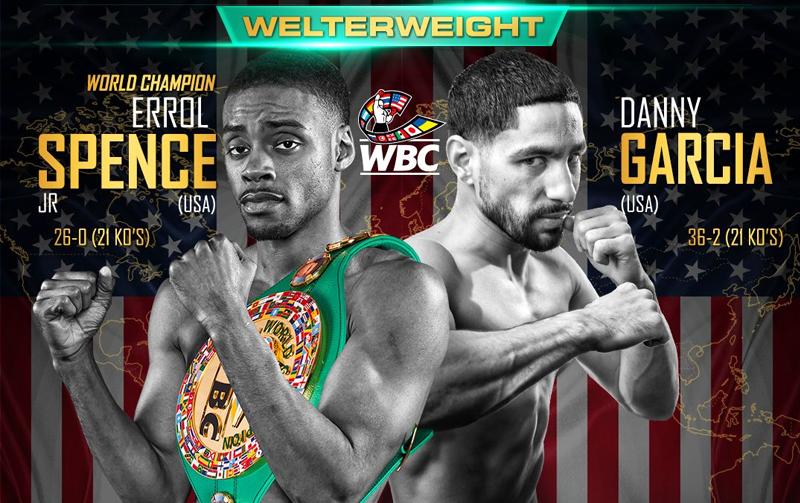 Errol Spence & Danny García (WBC)