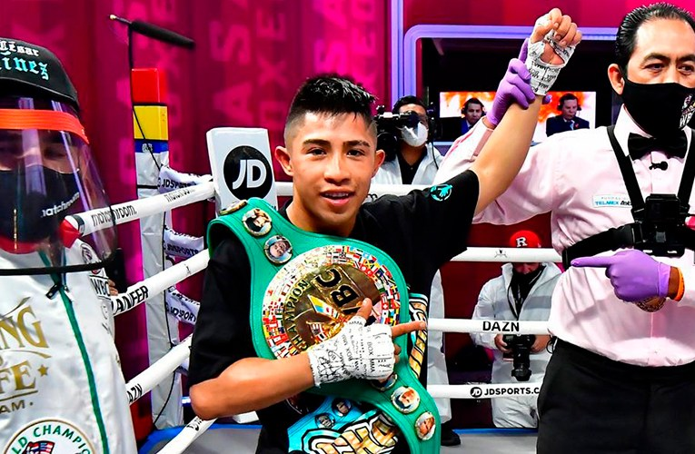 Julio César 'Rey' Martínez (WBC)