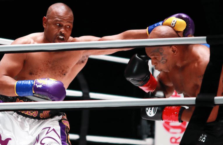 Roy Jones Jr coquetea con volver a pelear una vez más