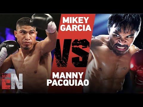«Apuesto 2 millones de dólares a mi; le ganaré a Pacquiao» Mikey García